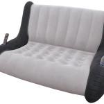 Оригинальный надувной диван