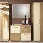 Вешалка и шкаф для холла