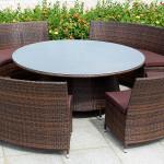 Оригинальная мебель для сада