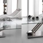 Журнальный столик с регулируемой высотой