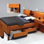 Комплект трансформируемой мебели для спальни